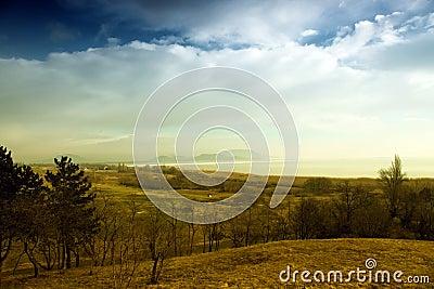 Balaton Uplands, Hungary.