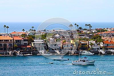 Balboa Peninsula Homes