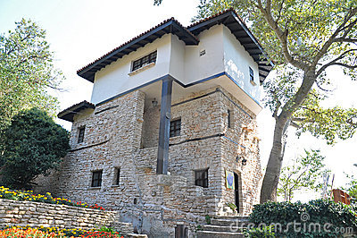 Balchik Palace and Botanical garden