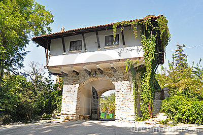 Balchik Palace and Botanical garden
