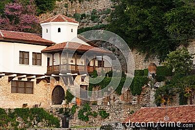 Balchik, a part of the palace