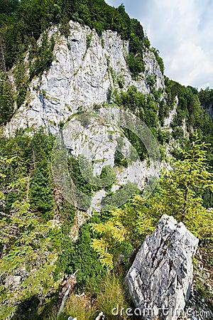 Balcoanele Galbenei peaks