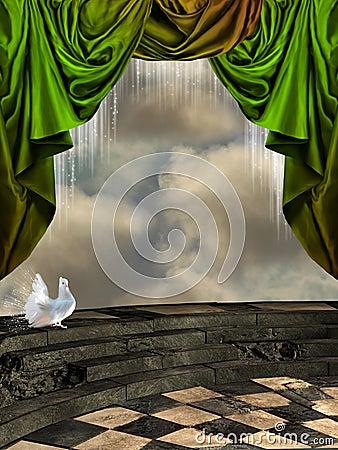 Free Balcony Stock Photo - 6942050