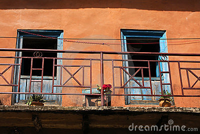 Balcony in Bandipur
