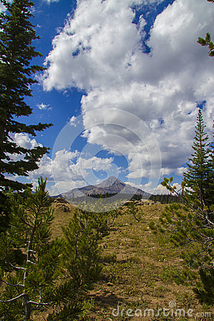 Bald Mountain in Big Sky