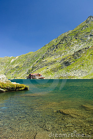 Balea Lake, Romania