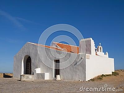 Baleal chapel