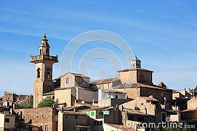 Balearic village