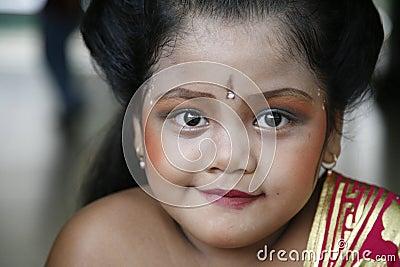 Bali dancer Editorial Image