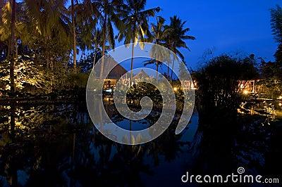 Bali Evening