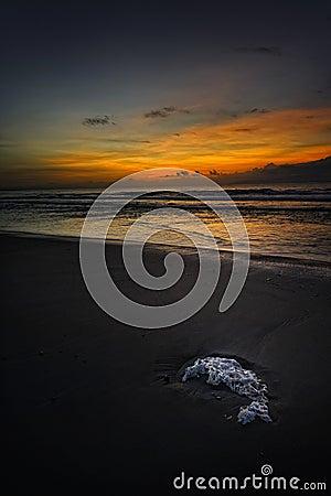 Bali - Pura Masceti Beach
