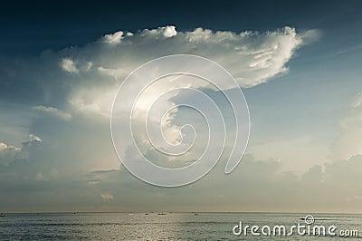 Bali Storm Cloud