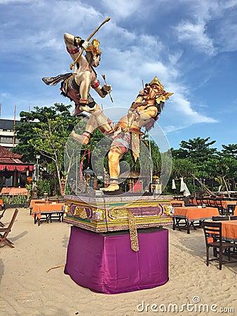 Bali Warriors