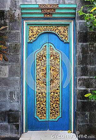 Bali Wood Carved doors & Bali Wood Carved Doors Stock Photography - Image: 33987952 Pezcame.Com