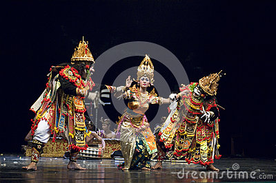 Balinese Dance Editorial Photography