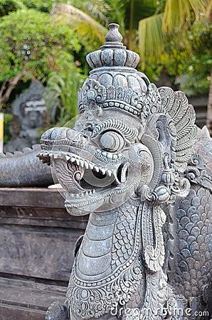 Free Balinese Dragon Stock Image - 16637741