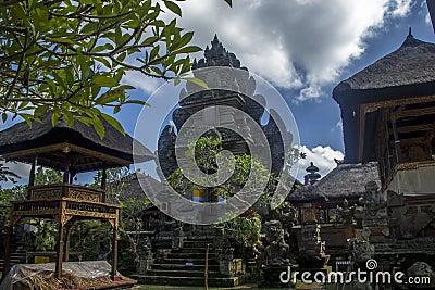 Balinese temples Pura Besakih