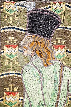 Balint Balassa mosaic