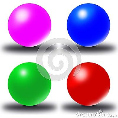 Ball, 3D