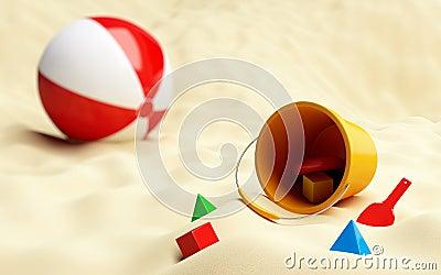 Ball beach
