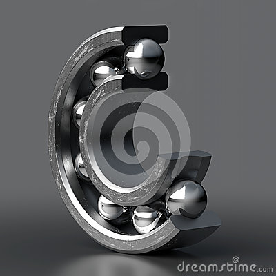 Ball bearing section