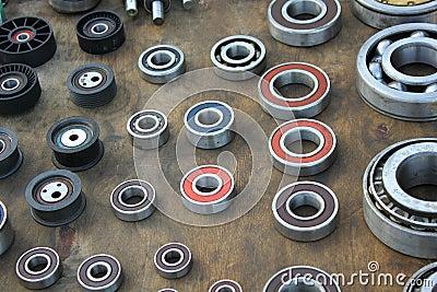 Ball bearings collection
