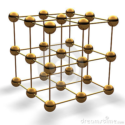 Free Ball Cube Royalty Free Stock Photography - 1070207
