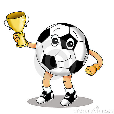 Ball with the cup