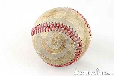 Ball for game in baseball