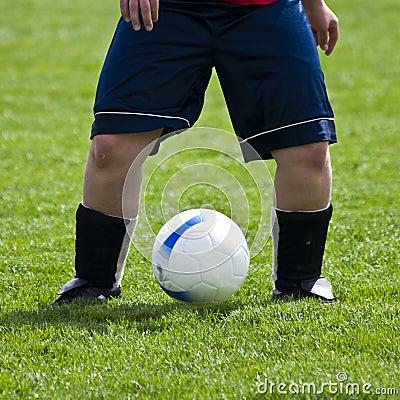 Ball Between Legs