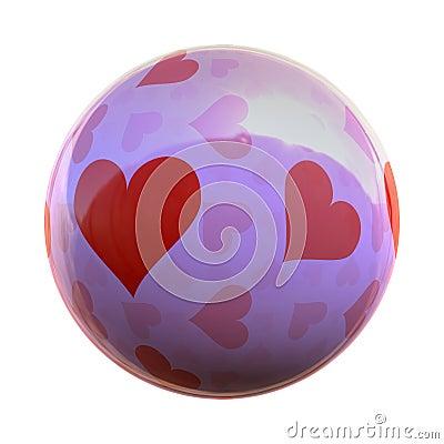 Ball of love