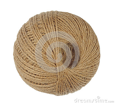 Ball of Natural String