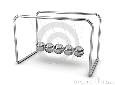 Ball pendulum