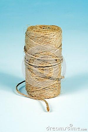 Ball of string.