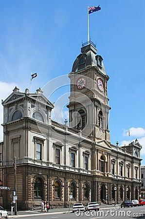 Free Ballarat Town Hall, Australia Stock Photo - 4530530