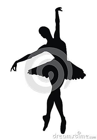 Free Ballerina Stock Image - 4711081