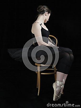 Free Ballerina Royalty Free Stock Photo - 8161955