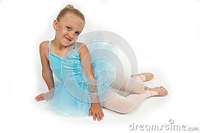 Ballerina Attitude