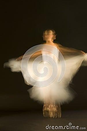 Ballerina Motion Spin