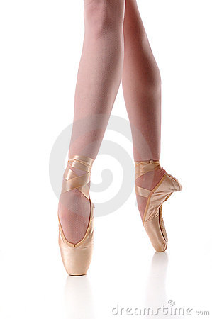 Ballerina s Feet