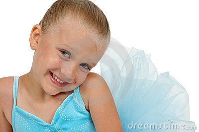 Ballerina Smile