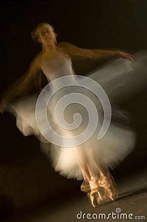 Ballerina Spin