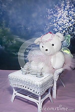 Ballerina Teddy N Tea