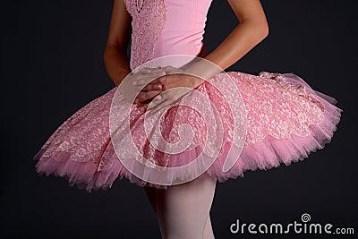 Ballerina waist