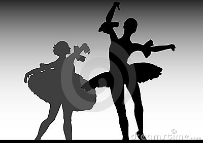 Ballerinas Stock Photo - Image: 13524880