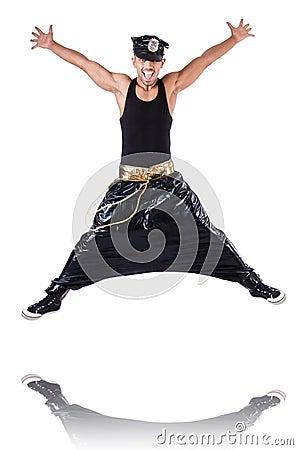 Ballerino di colpo secco