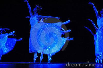 Ballet Editorial Photo