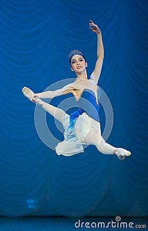 Ballet Editorial Stock Image