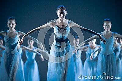 Ballet Editorial Image