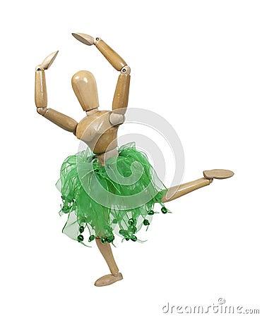 Ballet Attitude